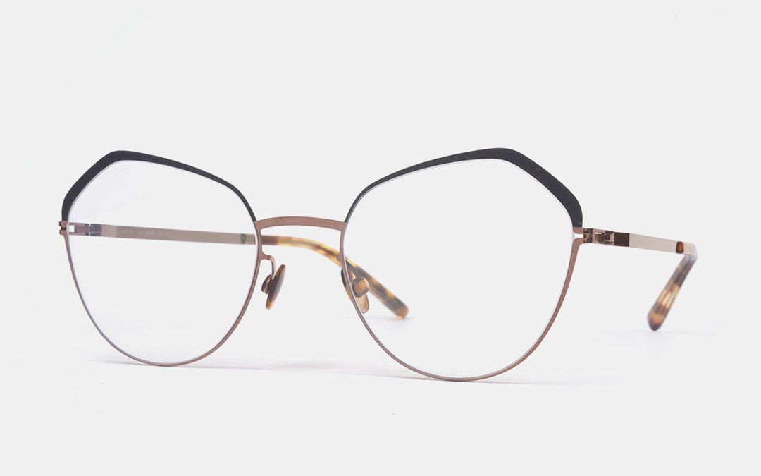 MYKITA Lite BAMBI 262 Shinycopper Black 1