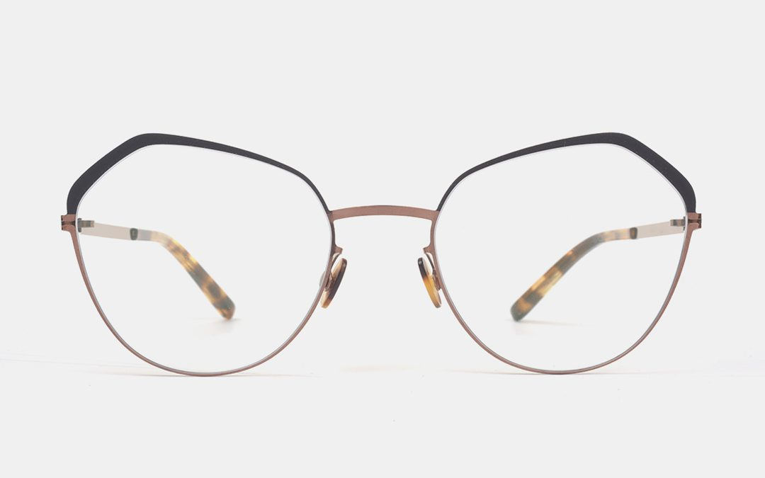 MYKITA BAMBI Shinycopper Black